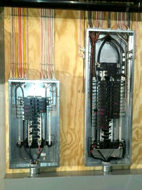 Residential Power Panel Upgrades